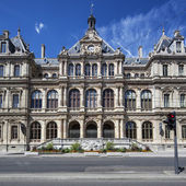Palais de la bourse — Stock Photo