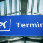 Terminal — Stock Photo #53052075