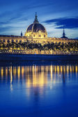 On the banks of Rhone — Stock Photo