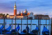 Venice sunrise — Stock Photo