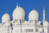 Part of Sheikh Zayed Grand Mosque — Stock Photo