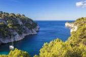 Calanques of Port Pin — Stock Photo