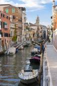 View of Venice canal — Stock Photo