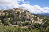 Famous Gordes medieval village — 图库照片