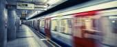 London subway — Stock Photo