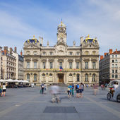 Place des Terreaux — Stock Photo