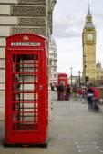 English phone — Stock Photo