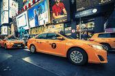 New York taxi — Stock Photo
