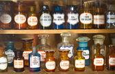 Old pharmacy — Stock Photo