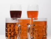 Tyskt öl — Stockfoto