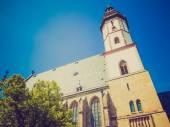 Thomaskirche Leipzig — Foto Stock