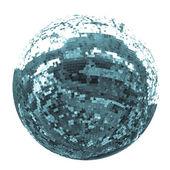 Disco mirror ball — Stock Photo