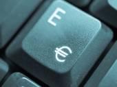 Computer-tastatur — Stockfoto
