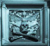 готический гробница — Стоковое фото