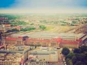 Leipzig flygfoto — Stockfoto