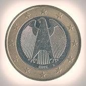 Ретро евро фото — Стоковое фото