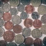 Retro look British Pound — Stock Photo #53063393