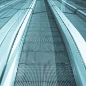 Escalator — Стоковое фото