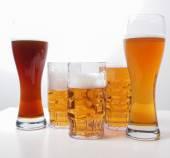 German beer — Stock Photo