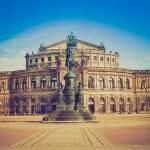 Dresden Semperoper — Stock Photo #53225451