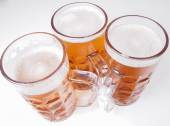 Lager beer — Stock Photo