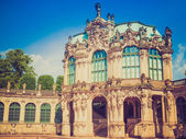 Dresden Zwinger — Stock Photo