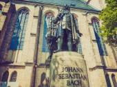 Neues Bach Denkmal — Stock Photo