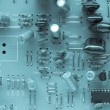 Printed circuit — Stock Photo #53882411