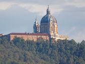 Basilica di superga torino — Foto Stock