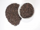 Loose tea bowl — Stock Photo