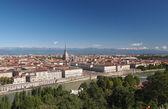 Turin view — Stock Photo