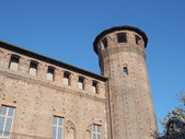 Palazzo Madama Turin — Stock Photo