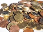 Euro coin — Stock Photo