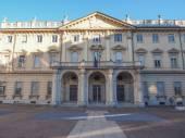 Conservatorio Verdi Turin Italy — Stock Photo