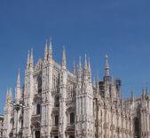 Milaan kathedraal — Stockfoto