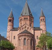 Cattedrale di magonza — Foto Stock