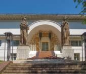 Ernst ludwig dom w darmstadt — Zdjęcie stockowe