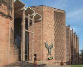 Kathedraal van coventry — Stockfoto