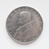 Vatican lira coin — Stock Photo