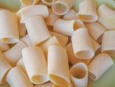 Paccheri pasta — Stock Photo