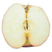 Manzana roja — Foto de Stock
