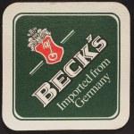 Beermat drink coaster — Stock Photo #60141101