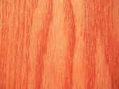 Red oak wood background — Stockfoto