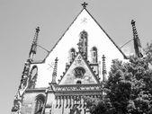 Thomaskirche Leipzig  — Stock Photo