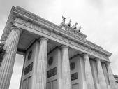 Berlin de brandenburger tor — Photo