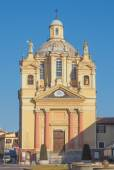 Church of San Bernardino meaning St Bernardine in Chieri — Stockfoto