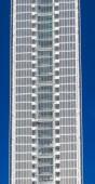 San Paolo skyscraper in Turin — Stok fotoğraf