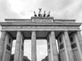 Brandenburger Tor Berlin  — Foto Stock