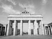 Brandenburger Tor Berlin  — Foto de Stock