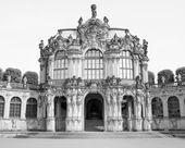 Dresden Zwinger — Stockfoto